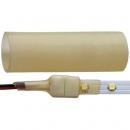 Термоусадочная трубка для ленты 4,5см с клеем IP65 Ecola