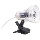 Настольный светильник белый полупрозрачный Camelion KD-304