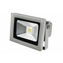 Прожектор светодиодный 10w RGB-мульти  IP65 Defran